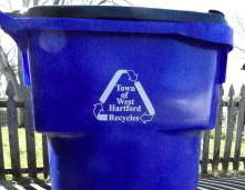 West Hartford is starting a new marketing campaign to increase what is recycled.