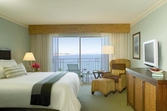 Loews Coronado Bay-San Diego is one of the hotels featuring a TravelZoo discounted rate.