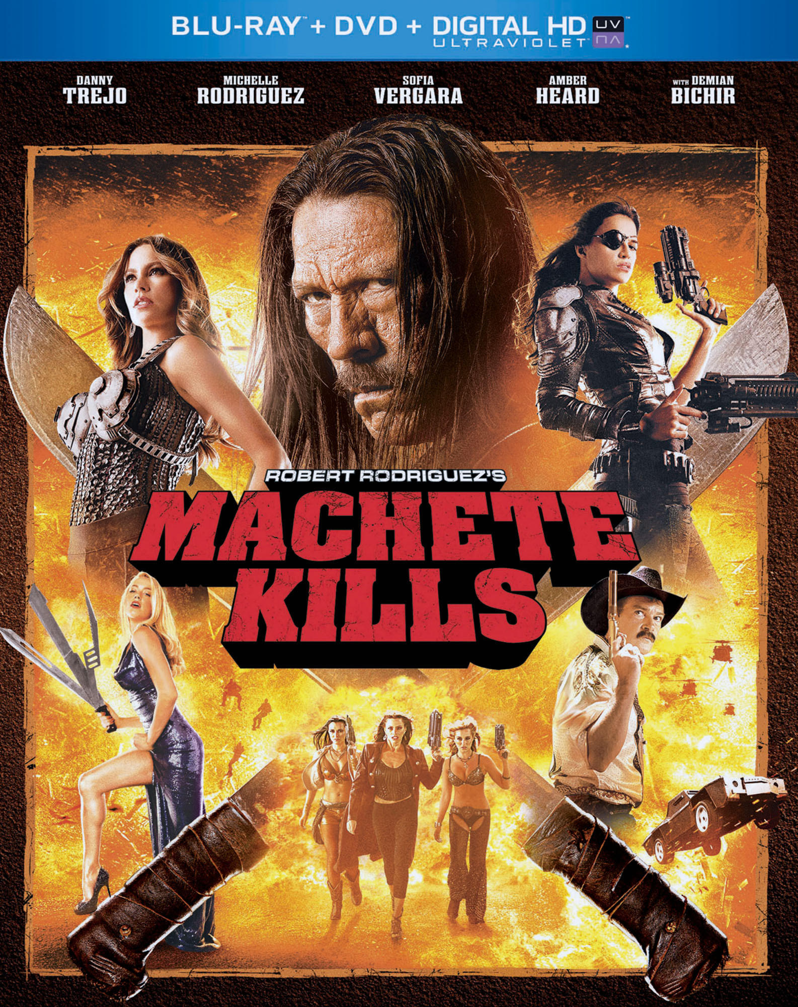 "Robert Rodriguez's ""Machete Kills."""
