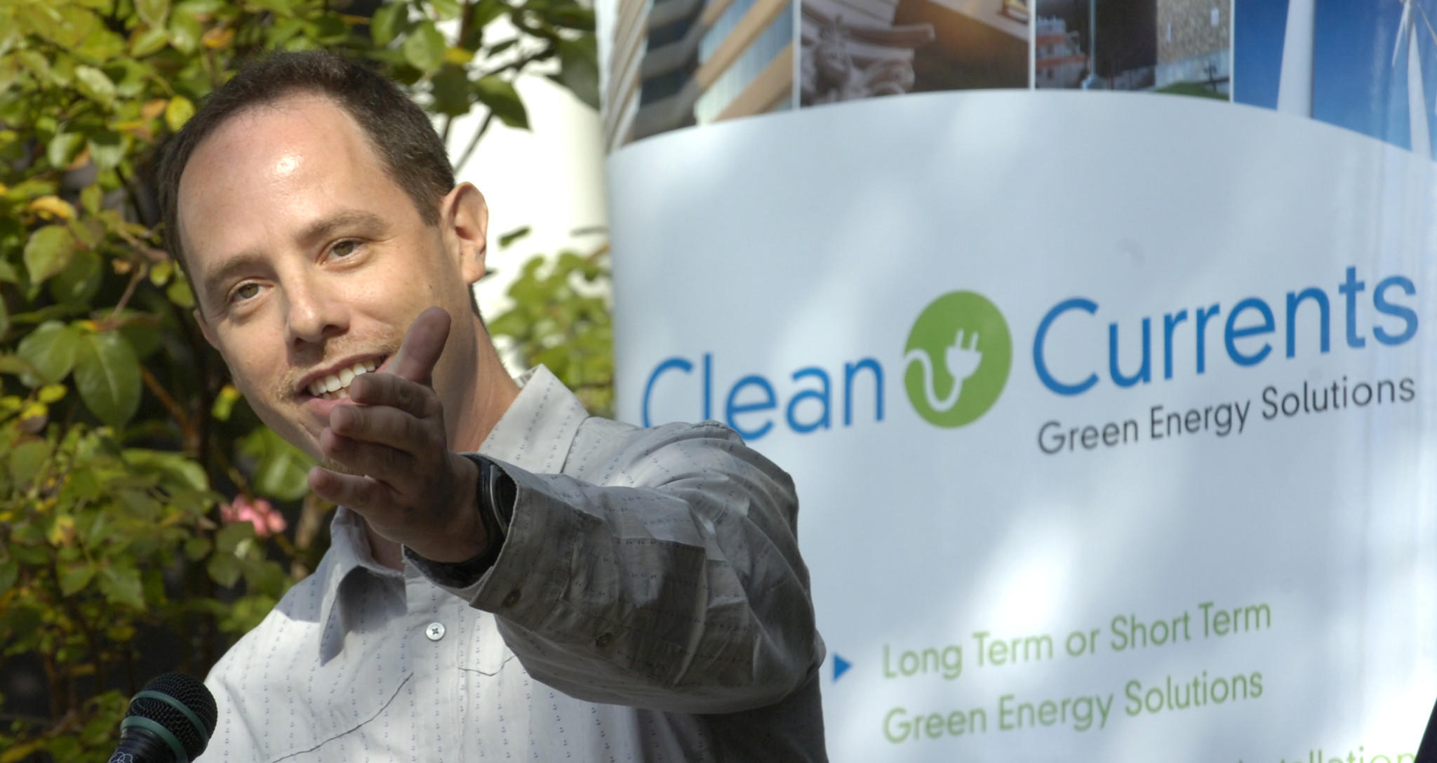 Gary Skulknik was the co-founder and president of Clean Currents.