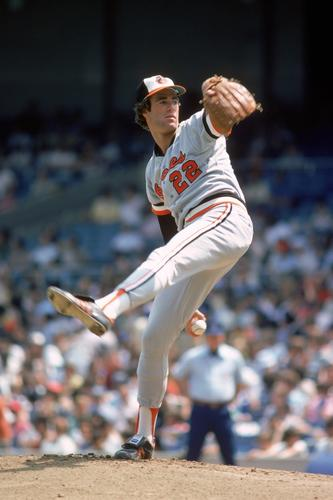 Hall of Fame pitcher Jim Palmer of the Baltimore Orioles was among 1,980 workers' compensation claims filed just before AB 1309, which prohibits athletes who spent most of their careers playing for teams outside of California from filing claims in the state.