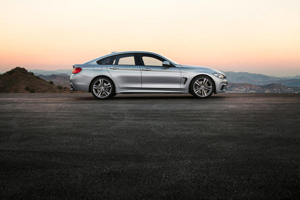 BMW announced the 2015 4 Series Gran Coupe on Feb. 1. The car will debut at the Geneva Motor Show in March and go on sale in the U.S. in early summer. It's largely based on the 3 Series sedan.
