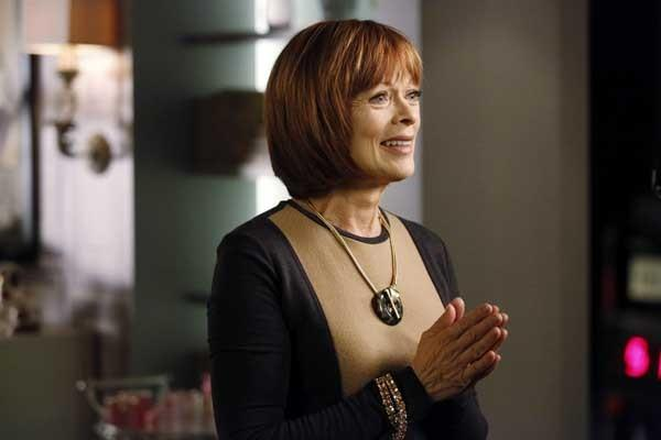 "Frances Fisher guest stars in a new episode of ""Castle"" on ABC."