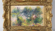 After 62 years, Renoir landscape returns home to BMA
