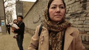 A precarious time for Afghan women