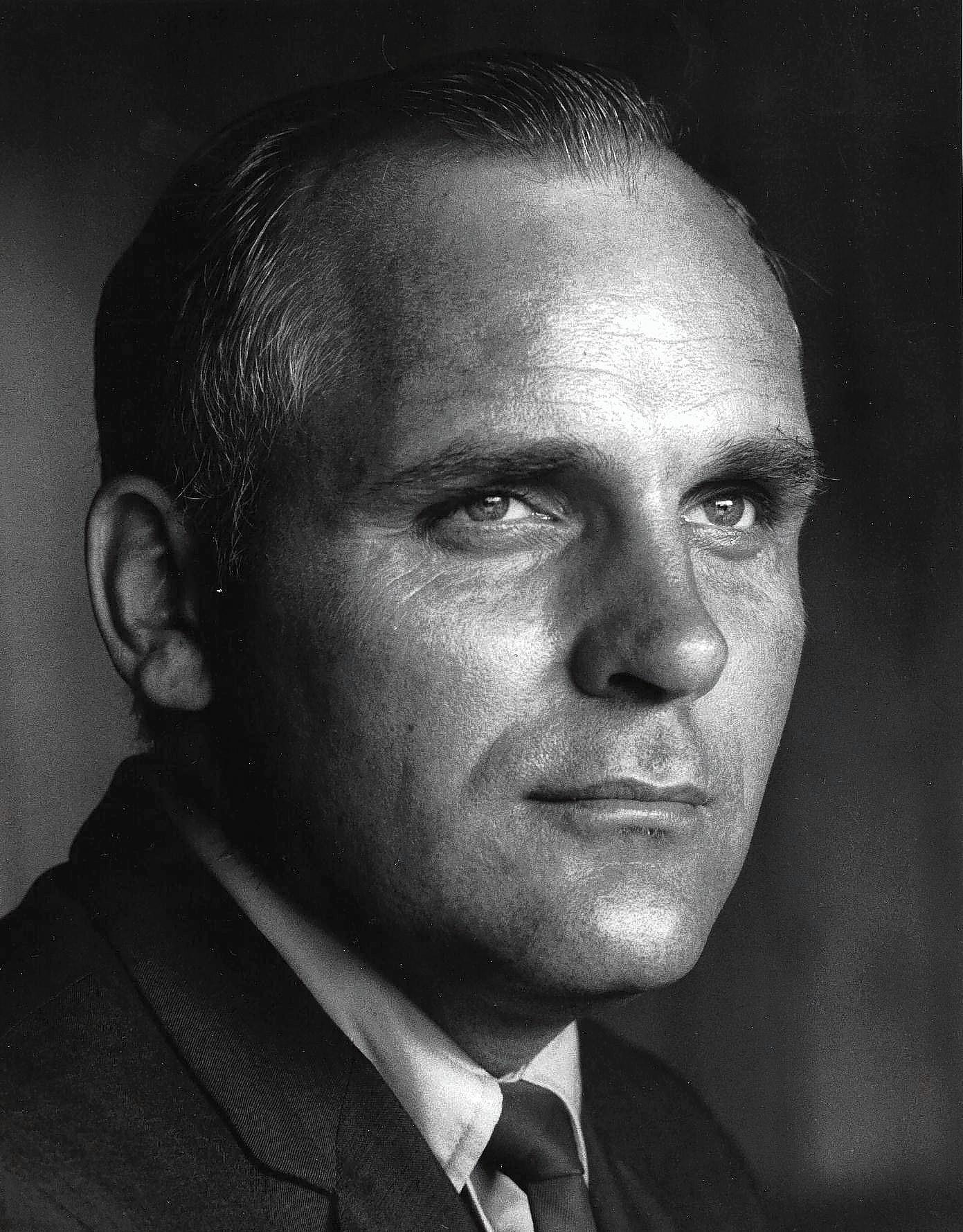 Eugene Schlickman, circa 1970.