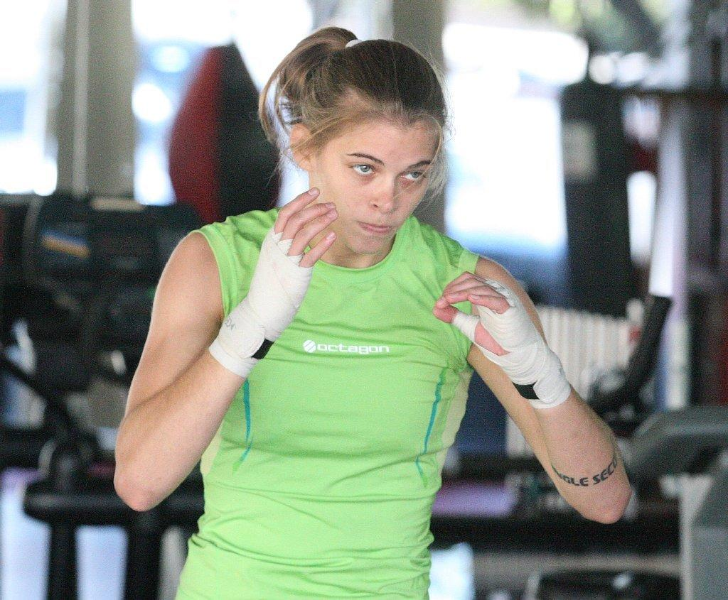 Glendale Fighting Club's Jessamyn Duke is reported to be fighting Bethe Correia at UFC 172 on April 26 in Baltimore. (Tim Berger/File Photo)