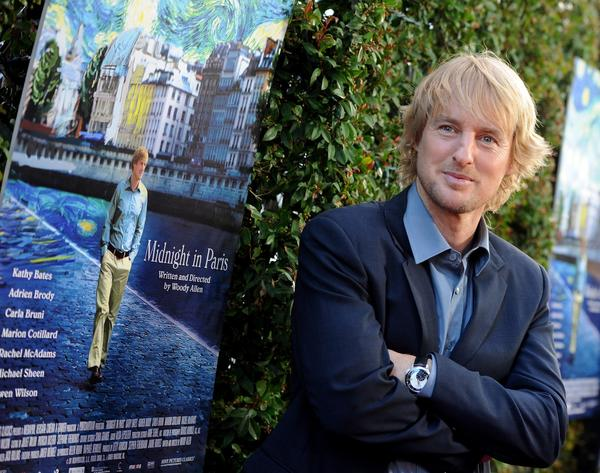 Owen Wilson has second baby boy