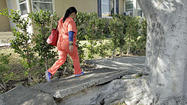 In L.A., anything but a crack response to tree-buckled sidewalks
