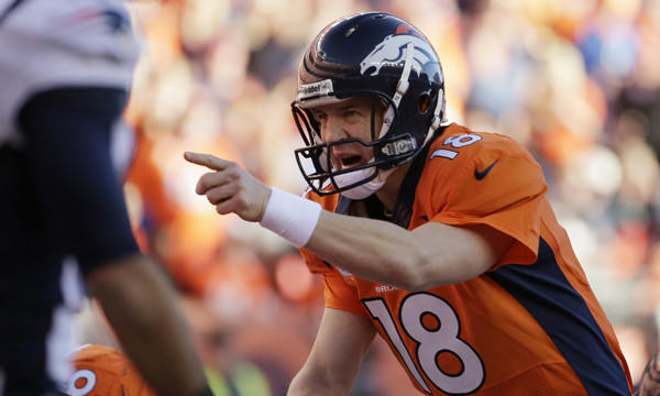 Denver Broncos quarterback Peyton Manning is on the cusp of becoming the first starting signal-caller to win Super Bowl titles with two different teams despite having to overcome a serious neck injury that nearly derailed his career.