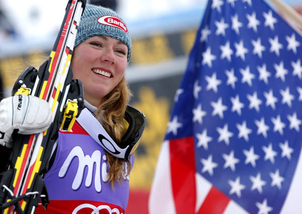 U.S. teenager Mikaela Shiffrin is a World Cup slalom champion capable of winning a gold medal at the Sochi Games.