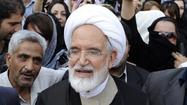 Iran eases terms of detention for opposition leader Mehdi Karroubi