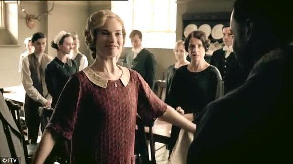 Welcome to Downton, Lady Rose's big surprise!