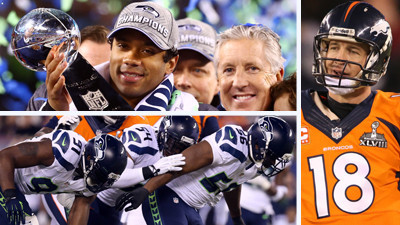 Five Things We Learned from Seahawks' win over Broncos in Super…