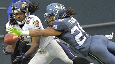 Ravens got a glimpse of what was to come from the Seahawks back…