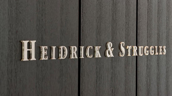 Heidrick & Struggles has appointed former Goldman Sachs executive Tracy R. Wolstencroft as president and CEO.
