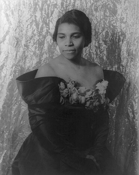 This famed contralto, a Danbury resident, was the first African-American to perform with the Metropolitan Opera. She famously performed at the Lincoln Memorial in Washington on Easter Sunday 1939, after being refused permission to sing at the Daughters of the American Revolution Constitution Hall.