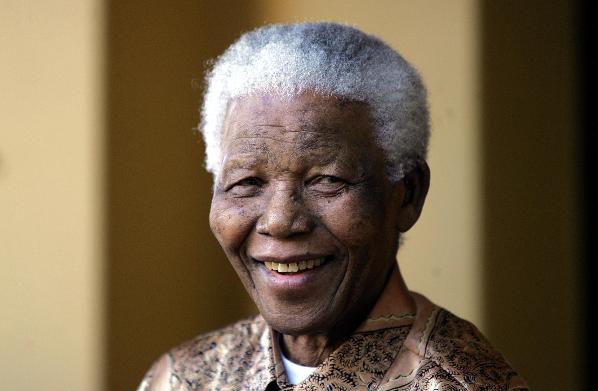 Former South African President Nelson Mandela's will was read to his descendants in Johannesburg on Monday.