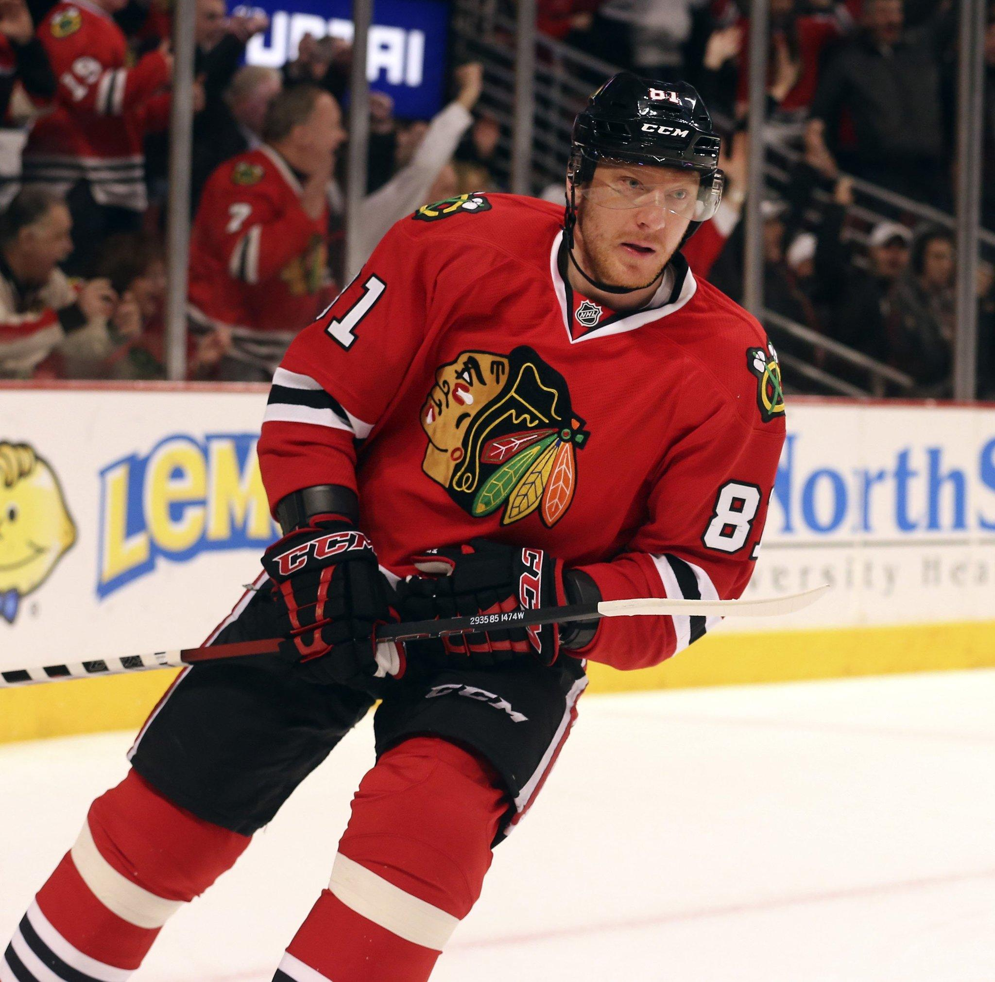 Blackhawks right wing Marian Hossa is expected to play Monday vs. the Kings.