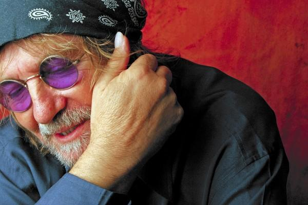 Ray Wylie Hubbard, a country-rock singer, will play at Don the Beachcomber on Feb. 8.