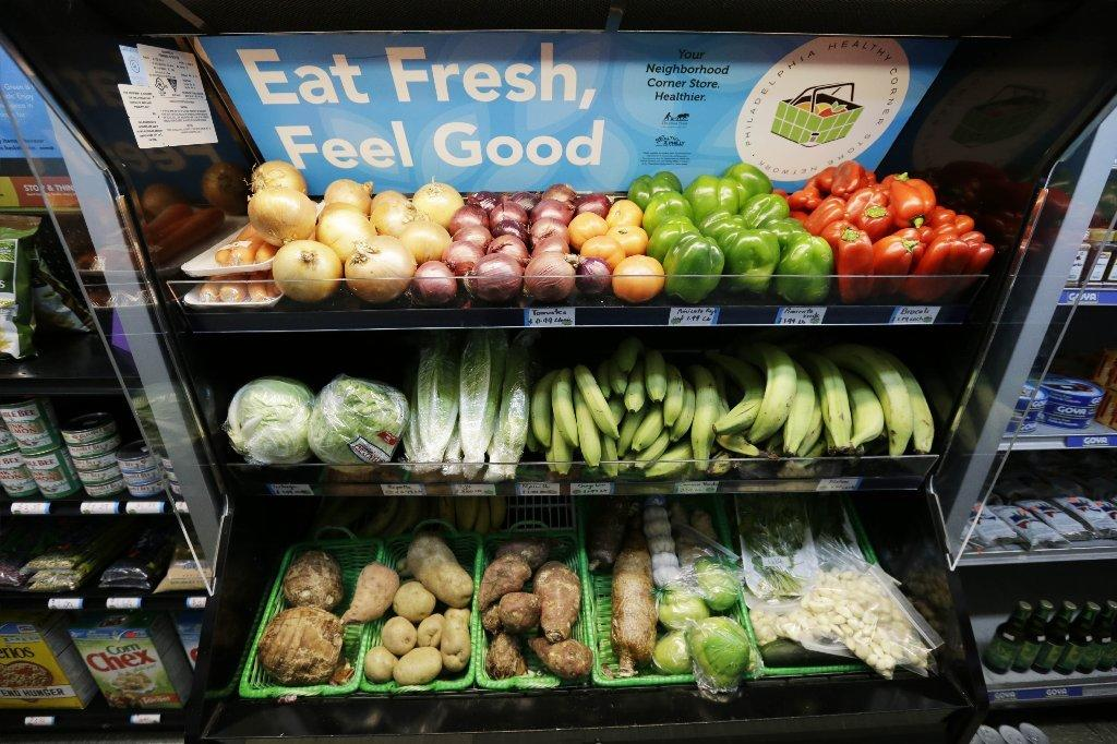 """The appearance of a new supermarket in a neighborhood long considered a """"food desert"""" will not, by itself at least, change dietary habits or obesity levels in six months, a new study says. But it does increase residents' perception of access to healthy food -- and that may be a start, the authors say."""