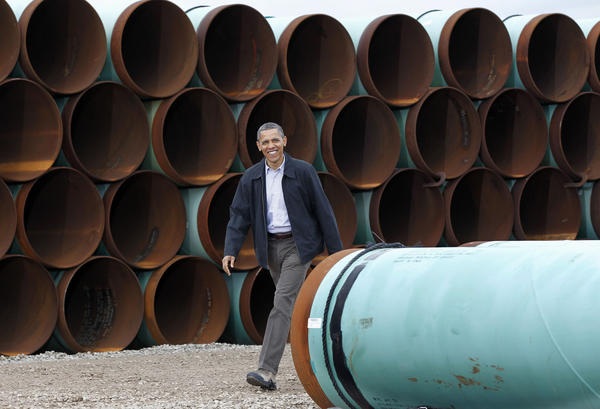Free the Keystone XL pipeline, Mr. President