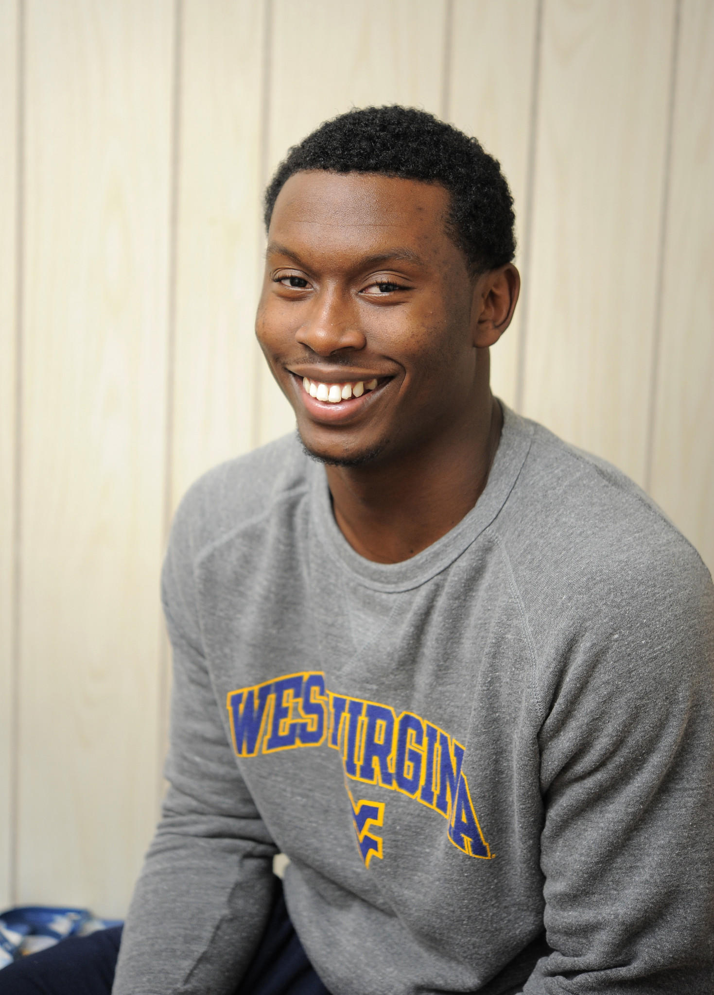 Dunbar quarterback William Crest committed to play football at West Virginia.
