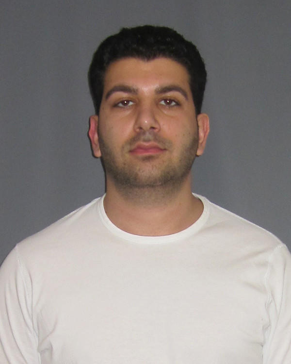Christopher Haralambous arrested again.