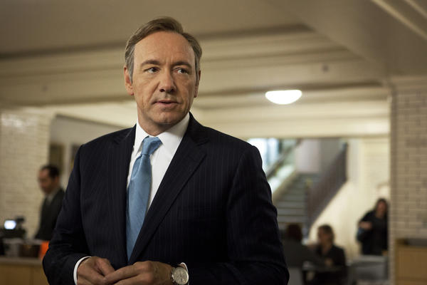 Netflix renews 'House of Cards' for a third season