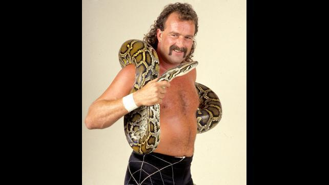 "Jake ""The Snake"" Roberts is coming to the Windy City on Saturday."