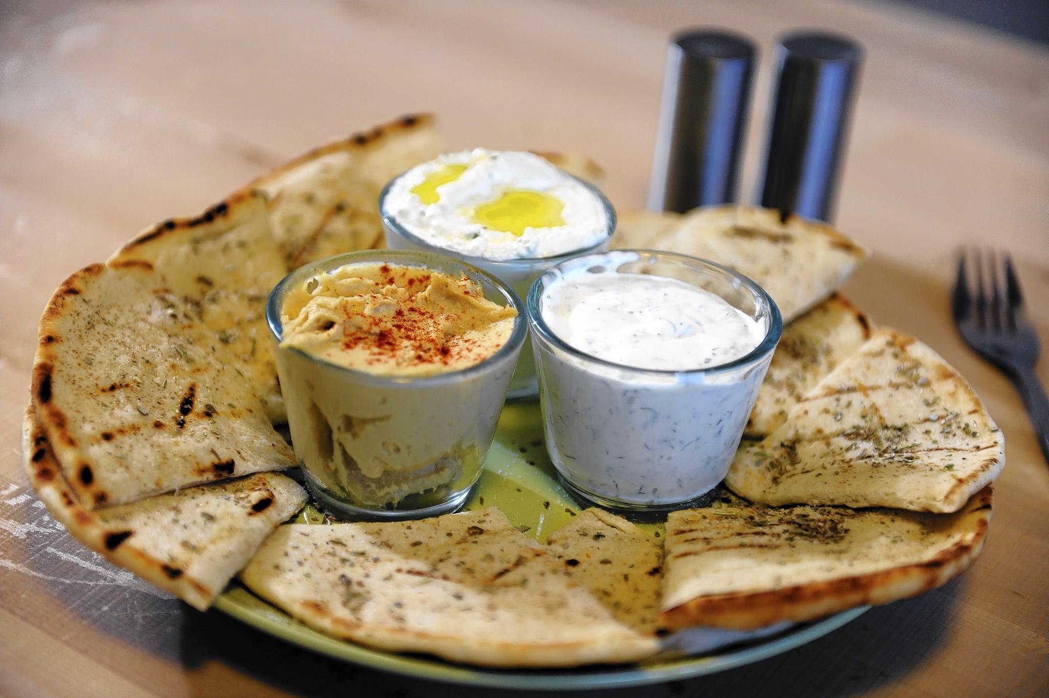 Good Greek food, friendly people at Souvlaki in Hampden
