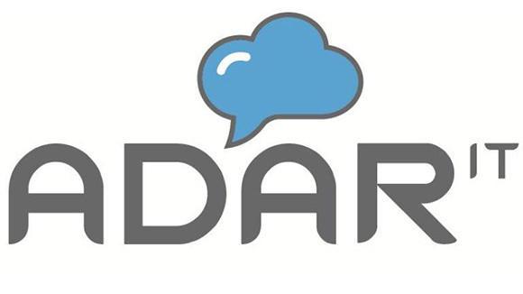 The logo of ADAR IT.