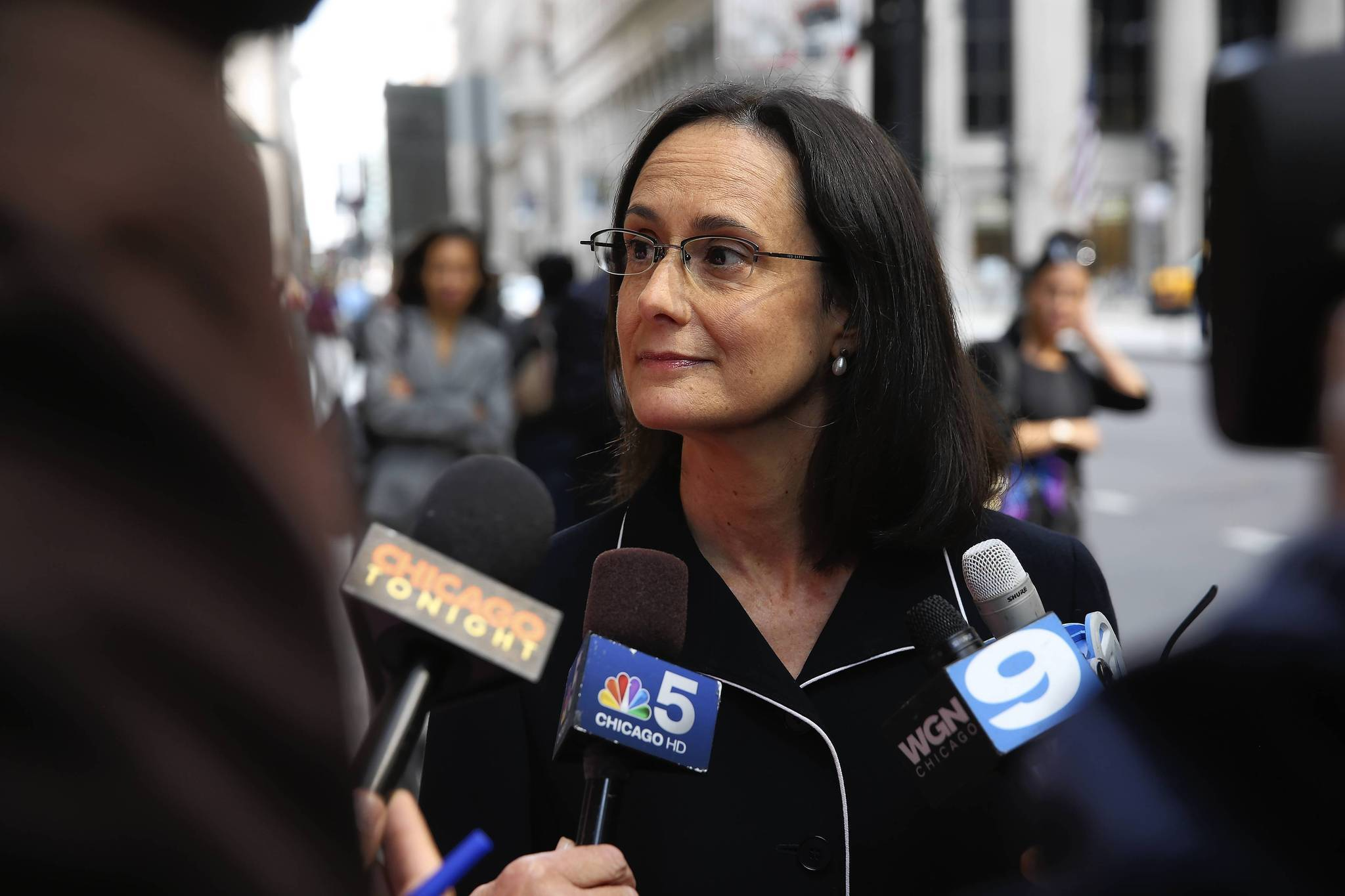 Illinois Attorney General Lisa Madigan will appear before Congress on Wednesday.