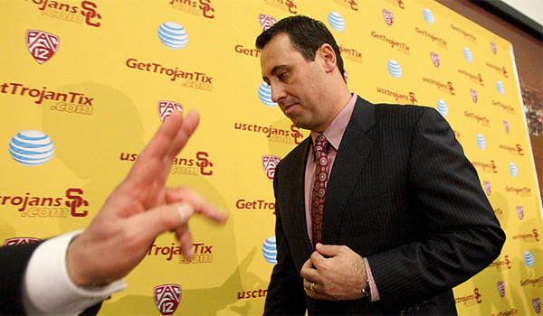 USC Coach Steve Sarkisian's efforts on the recruiting trail will be revealed Wednesday, the first day that high school football players can sign national letters of intent.