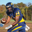 Football: Demetrius Johnson