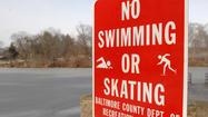 Cold snaps stir debate over safety, rules of skating on Lake Roland