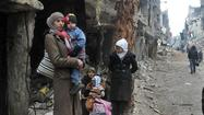 Fragile accord raises hope for residents trapped in Syrian camp