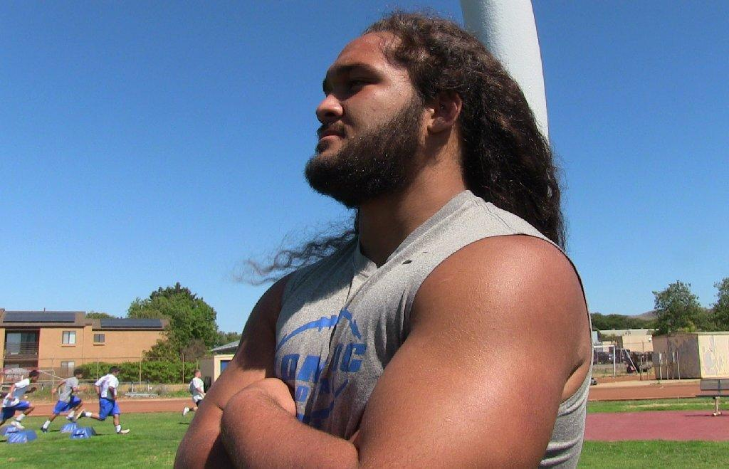 Ainuu Taua is headed to UCLA.