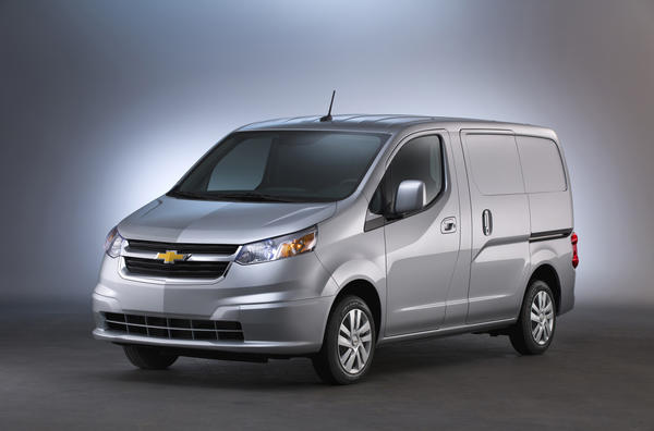 The 2015 Chevrolet City Express is to be available in dealerships in the U.S. and Canada in the fall of 2014.