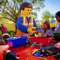 Emmet at Legoland Florida