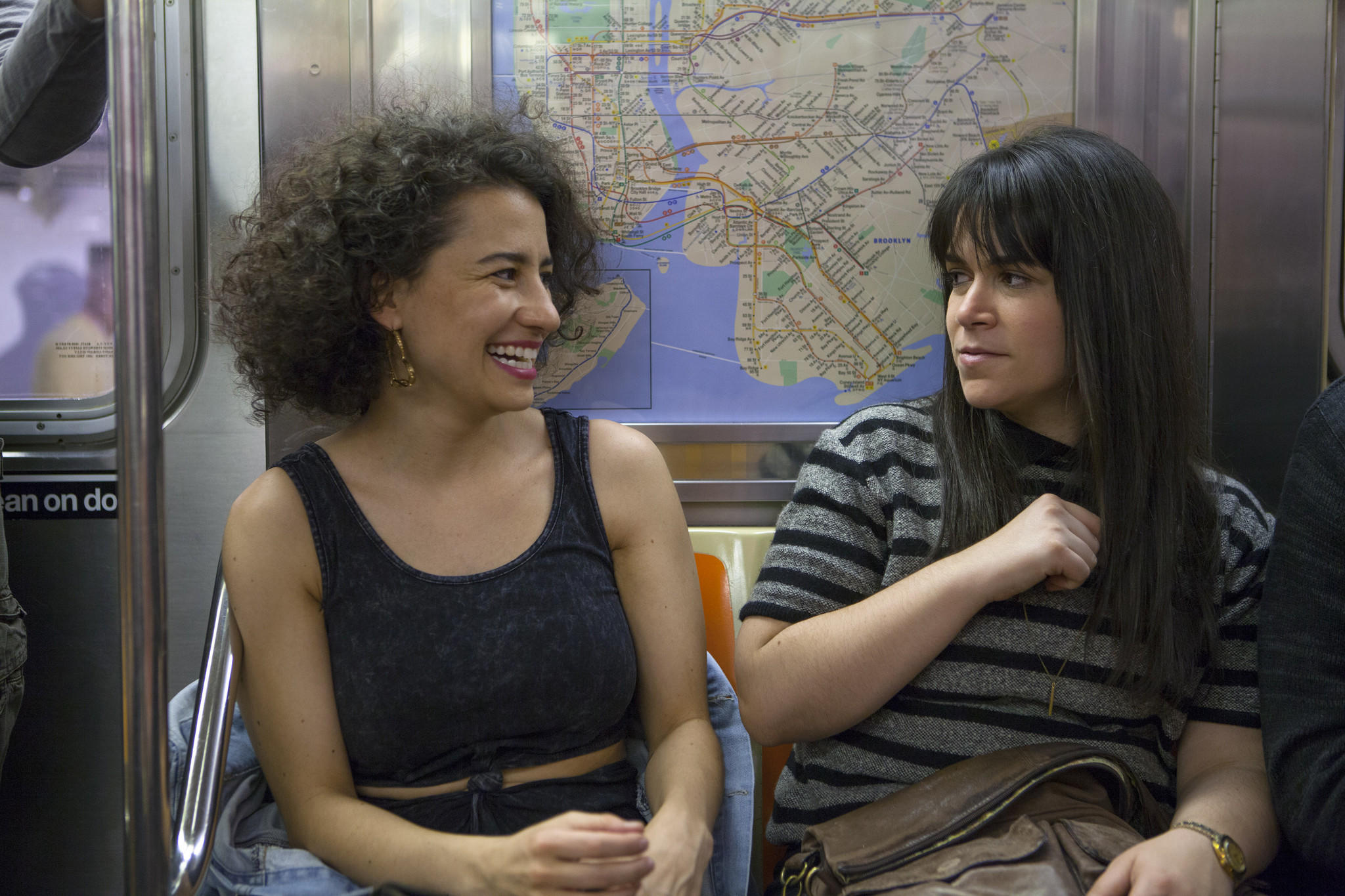 "Ilana Glazer and Abbi Jacobson are bringing the ""Broad City Live"" tour to Chicago in March."