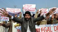 Obama administration agrees to informal drone halt in Pakistan