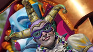 Universal's Mardi Gras gets 'bigger, badder'