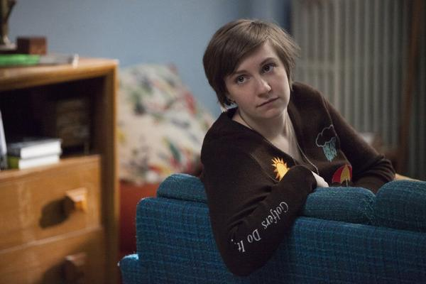 "HBO's ""Girls."""