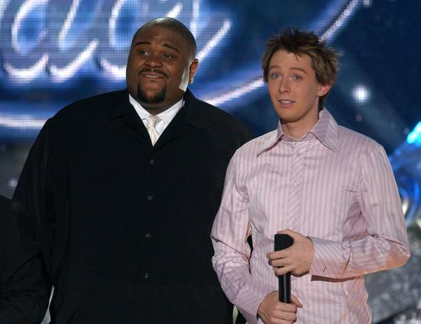 (FILE)Clay Aiken To Run For Congress American Idol Final Competition Broadcast From Universal Studios