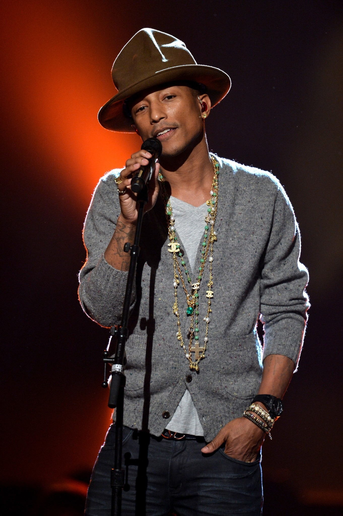 Pharrell Hat Designer The Many Hats of Pharrell