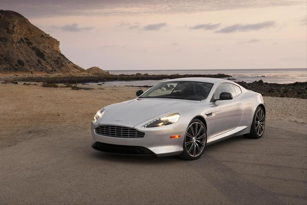 This 2014 Aston Martin DB9 is one of 17,590 cars globally the British company is recalling to fix a gas pedal arm that was made from inferior-grade plastic. Five thousand of the cars are in the U.S.