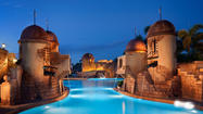 Some of the best resort pools in