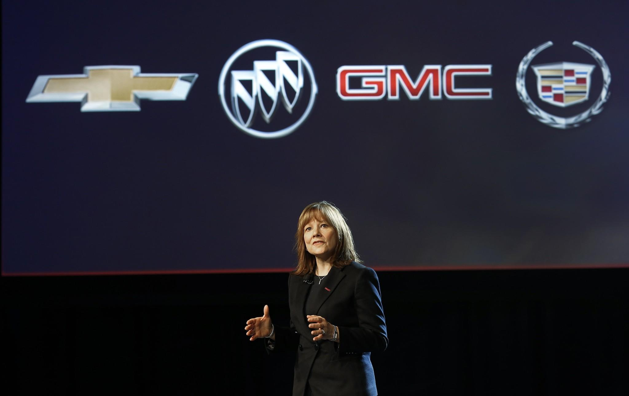 Gm posts small fourth quarter profit gain but annual for General motors annual report