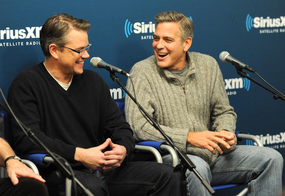 George Clooney talks Tina Fey quip, impending payback